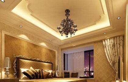 客厅吊顶效果图赏析 客厅吊顶装修效果图