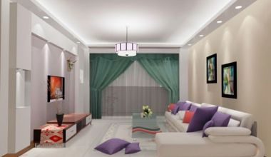 四居室设计之现代简约装修风格