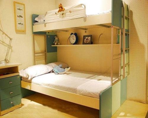 喜梦宝的松木儿童家具是