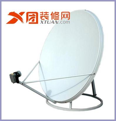 什么是小锅卫星电视接收器