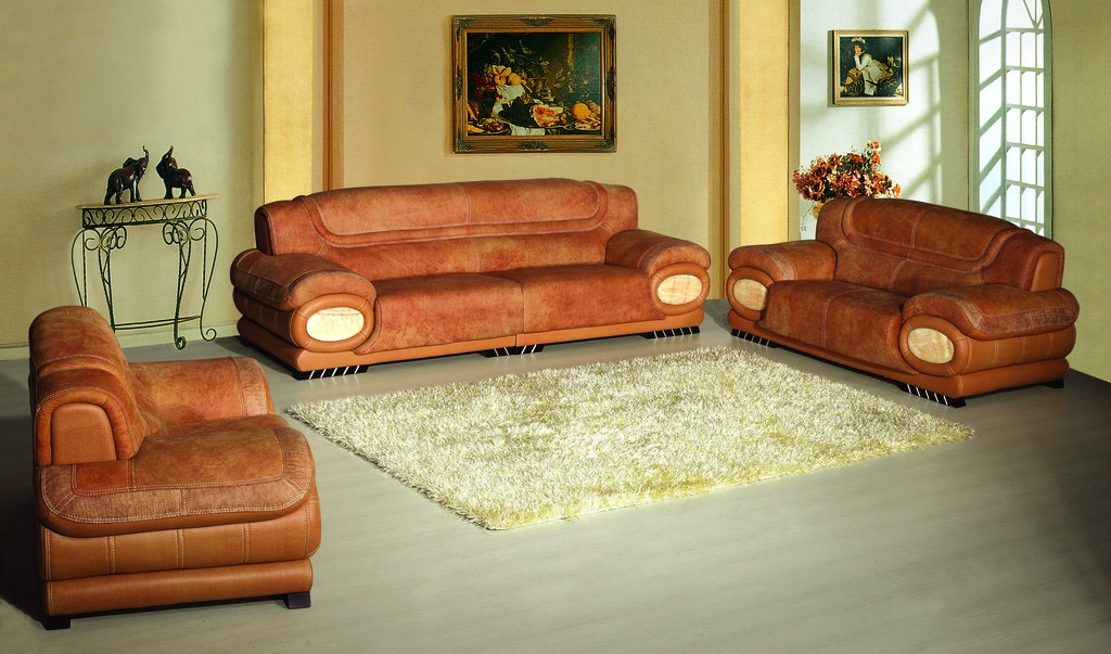 皮沙发的清洗方法