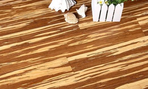 竹木复合地板该如何维护保养