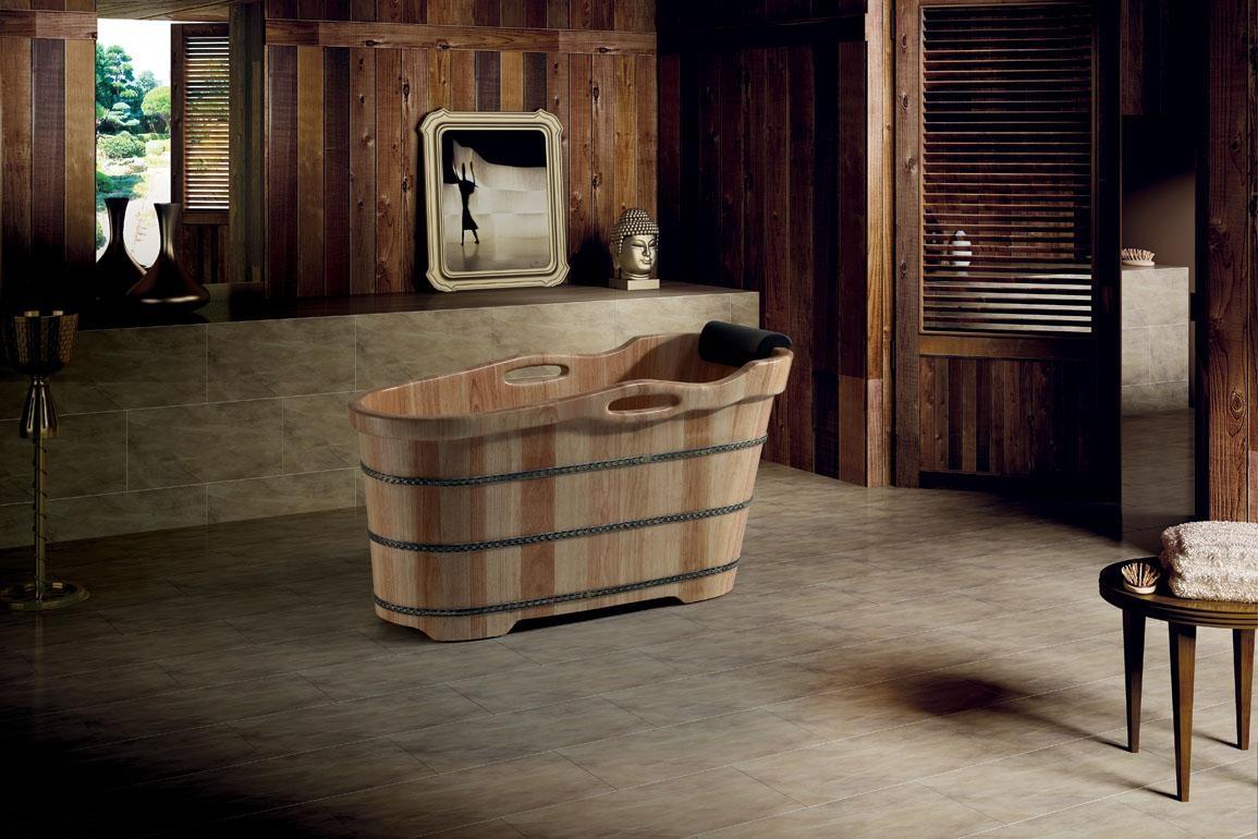 木浴桶尺寸有哪些-x团装修网