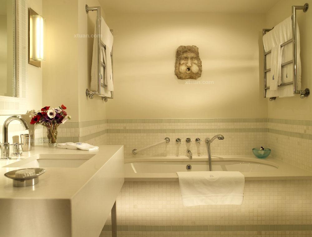 小浴室如何装修