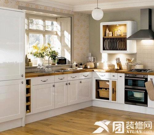 小厨房设计方案-x团装修网