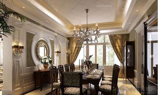 美式风格别墅 异国风情图片