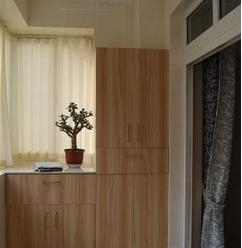 x团装修网 学装修 房屋装修 阳台装修 最新阳台柜子款式     对于中大