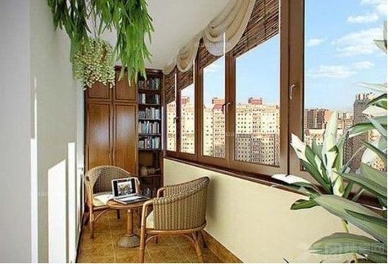 精心打造小阳台设计方案