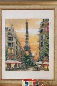 法式风格客厅装饰画图片