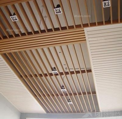 木格栅吊顶施工工艺
