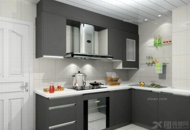 2012最新最全的厨房门装修效果图