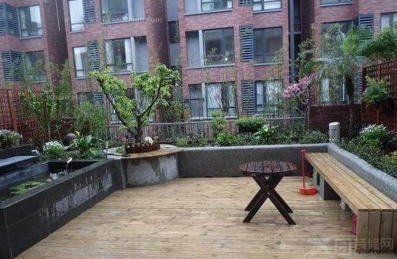 家居家装 装修详解 > 露台花园设计露台装修效果图  2,安全科学:屋顶