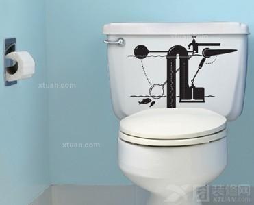 抽水马桶漏水怎么办抽水马桶漏水原因