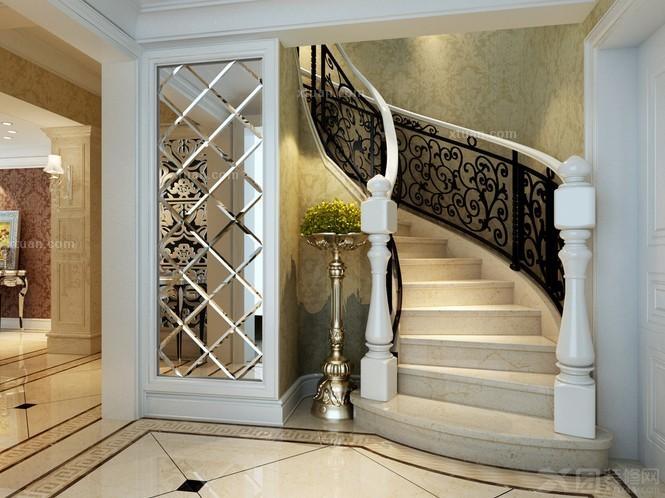 楼梯设计_室内楼梯设计