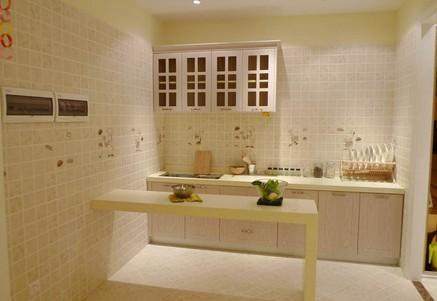 厨房墙砖的选择及装修效果图