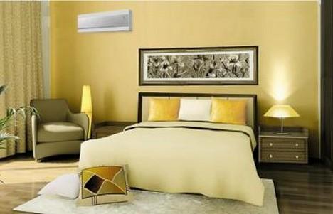 卧室空调安装注意事项