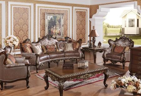 使古典家具呈现出多姿多彩的面貌,意大利新古典主义风格激情浪漫图片