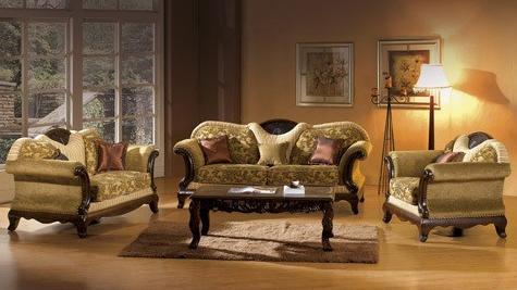 美式家具效果图图片