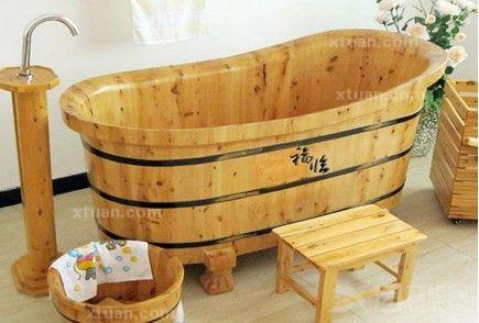 木桶浴缸好吗,要从多方面来看.
