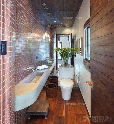 厕所 家居 设计 卫生间 卫生间装修 装修 487_528