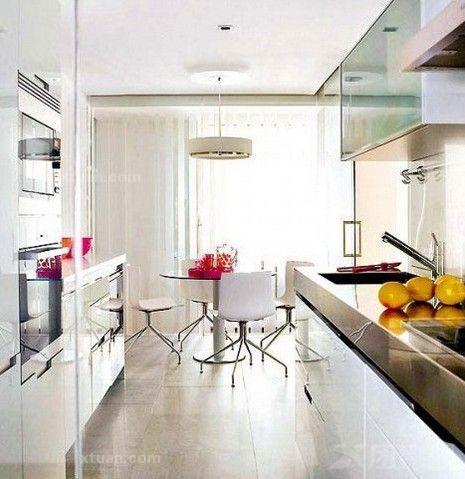 现代简约风格 小户型厨房设计