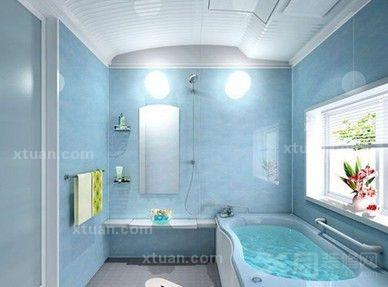 x团装修网 装修知识 整体卫浴打造小窍门  小卫浴中每一寸空间都很