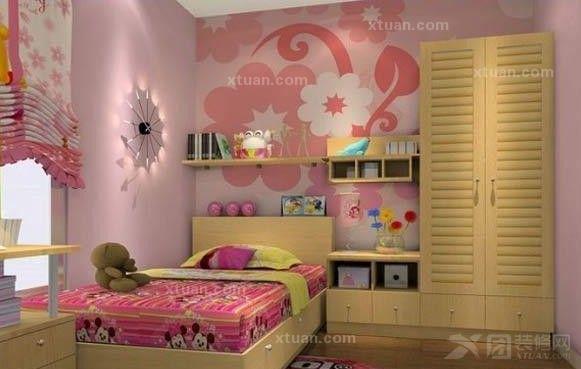 儿童房间颜色装修-儿童房间颜色搭配技巧