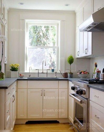 x团装修网 学装修 厨房装饰效果图-最新清爽时尚感觉  厨房装饰作为