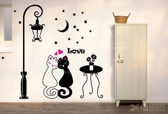 客厅装饰效果图-手绘沙发墙的个性精彩(二)