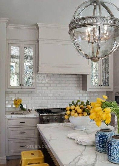 厨房装饰效果图欣赏