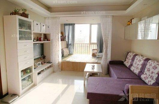 小房子装修效果图-小房间设计