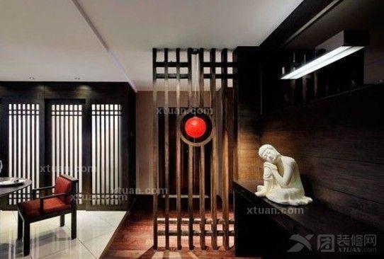 中式风格家庭装修图片欣赏