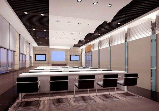 办公室会议室装修设计几个要点