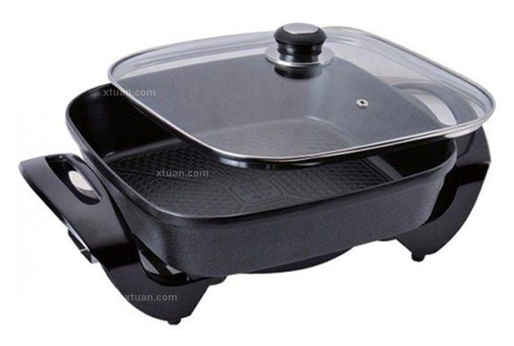 电热锅哪个牌子好  1,格兰仕电热锅 2,美苏电热锅 3,小熊电热锅 4