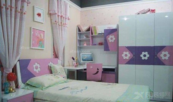 5平米儿童房装修 给孩子一个精美私人空间