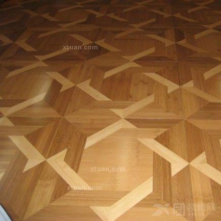竹木地板如何保养