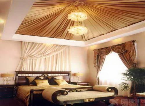 卧室灯安装位置图解