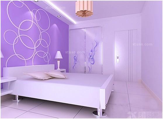 背景墙 房间 家居 起居室 设计 卧室 卧室装修 现代 装修 558_408