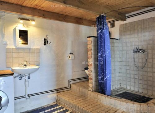 六款潮流浴室吊顶设计年轻人的时尚空间