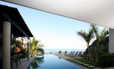阳光木屋景观设计 海景别墅的感觉