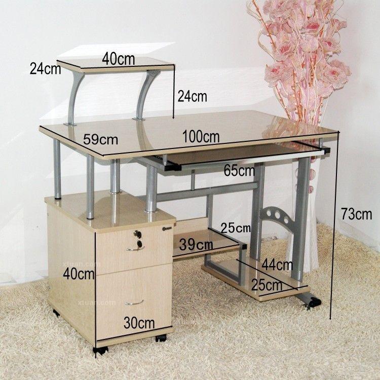 家用台式电脑桌的图片和价格
