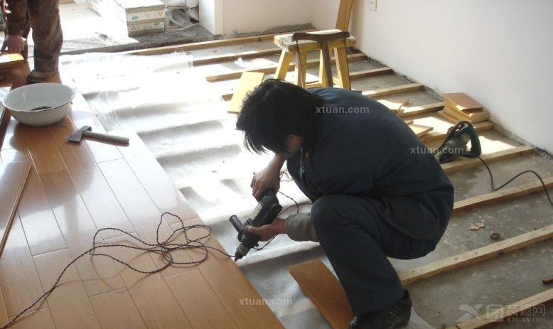 实木地板怎么安装及注意事项