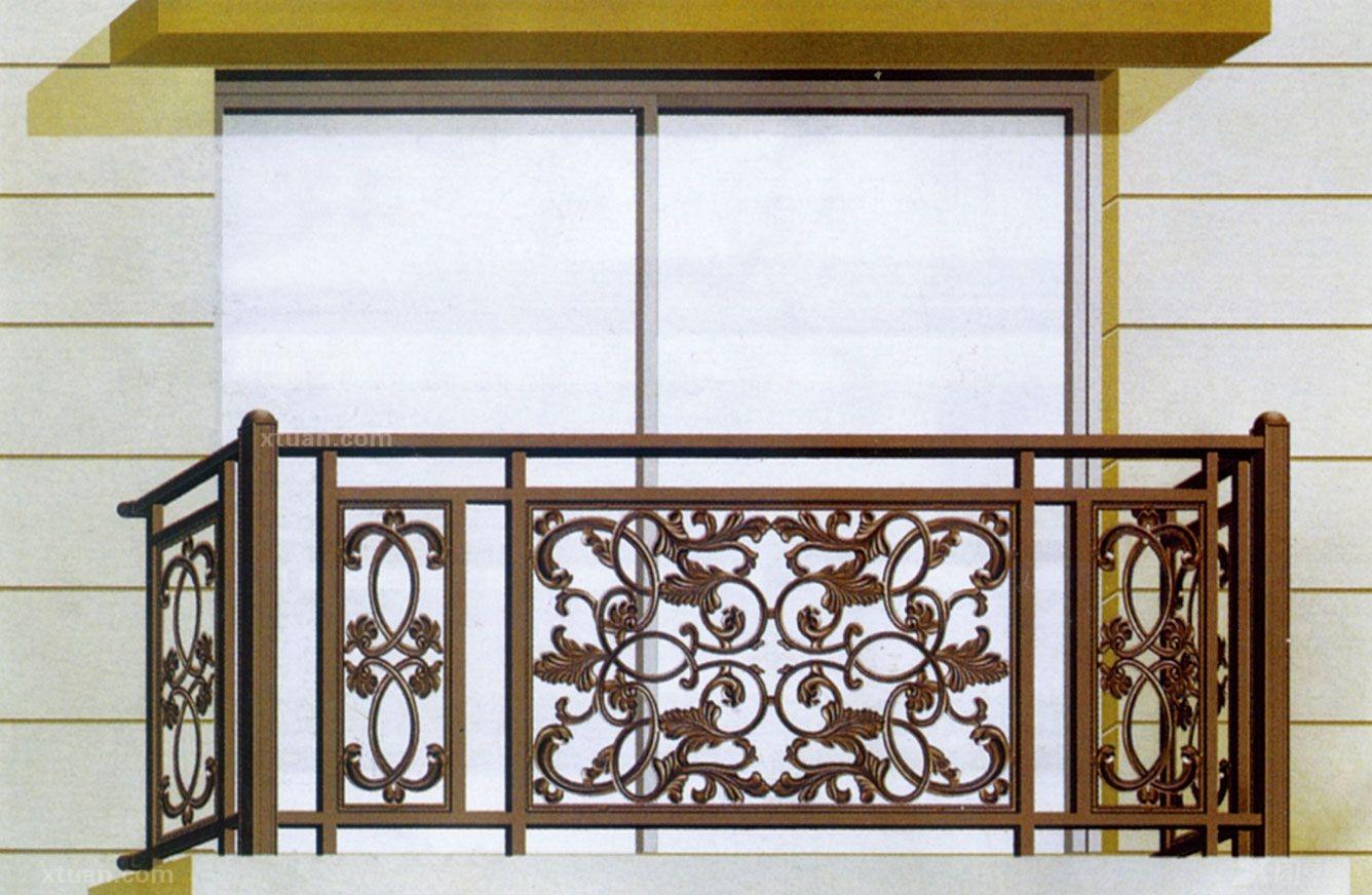 解析室外欧式阳台护栏设计及安装高度