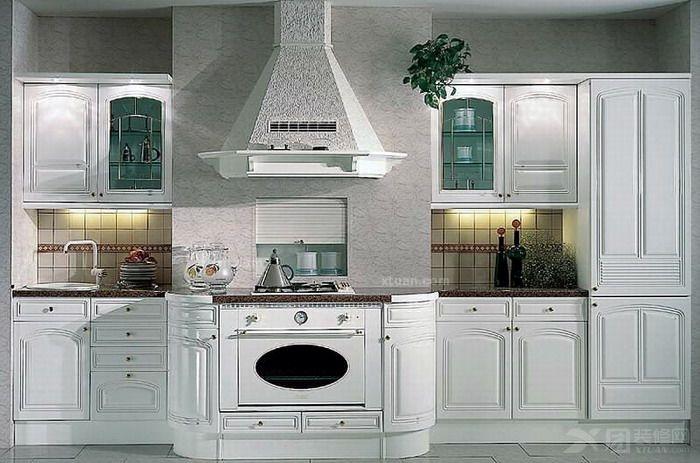 西式厨房装修效果图 西式厨房怎么设计