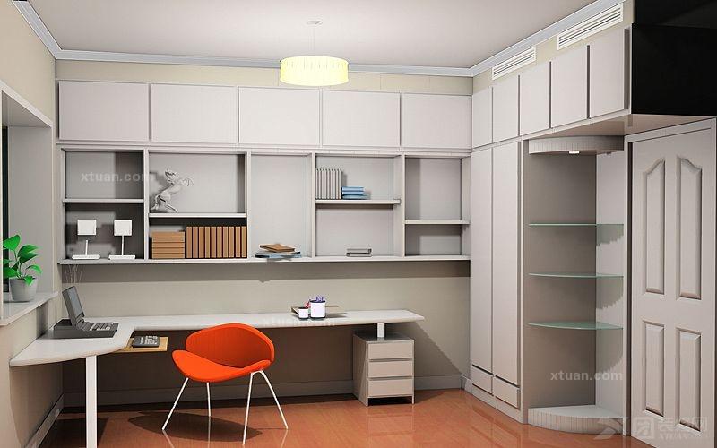 充分利用书房小户看小户新法v书房空间哪里的大学考研学建筑设计图片