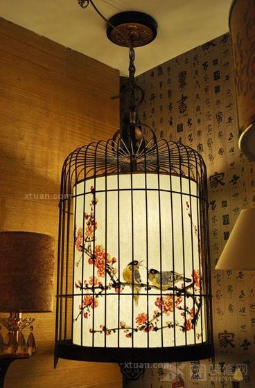 x团装修网 建材 卫浴 卫浴购买指南 创意时髦灯饰       一把绚丽夺目