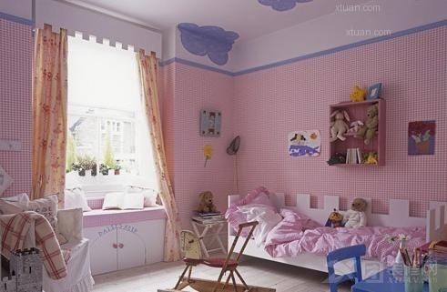 儿童房梦想从彩色世界开始