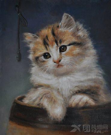 壁纸 动物 猫 猫咪 小猫 桌面 370_451