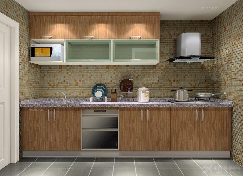 水泥砖砌厨房灶台步骤图