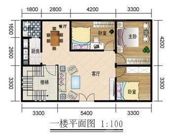 住宅平面家具素材